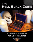 RPG Item: The Hell Black Coins