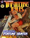 RPG Item: Advanced Class: Fortune Hunter