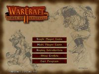 Video Game: Warcraft II: Tides of Darkness