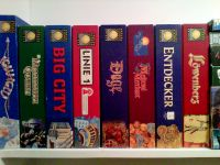 Board Game Publisher: Goldsieber Spiele