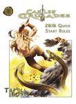 RPG Item: Castles & Crusades Quick Start Rules