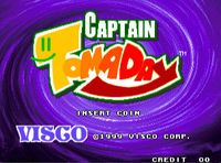 Video Game: Captain Tomaday