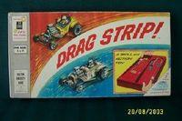 Board Game: Drag Strip!