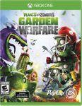 Video Game: Plants Vs Zombies: Garden Warfare