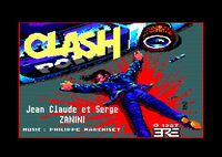 Video Game: Clash (1987)