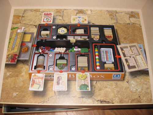 Board Game: Alhambra: Big Box