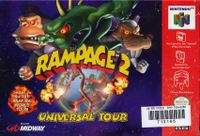 Video Game: Rampage 2: Universal Tour