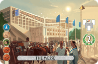 Board Game: 7 Wonders Duel: The Messe Essen Promo Card