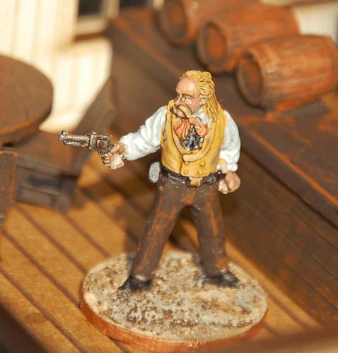 Board Game: Dead Man's Hand