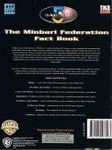 RPG Item: The Minbari Federation Fact Book