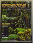 Issue: Knockspell (Issue 3 - Summer 2009)