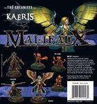 Board Game: Malifaux: Kaeris Starter Box