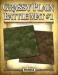 RPG Item: Grassy Plain Battle Mat #1