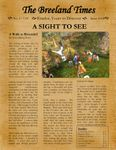 Issue: The Breeland Times (Vol. 1 Issue 1 - Jul 2010)