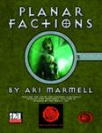 RPG Item: Planar Factions