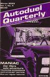 Issue: Autoduel Quarterly (Vol. 1, No. 4 - Winter 2033)