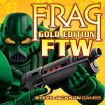 Board Game: Frag Gold Edition: FTW