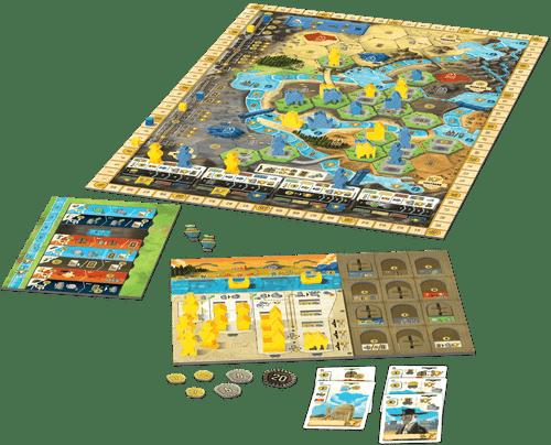 Board Game: Boonlake