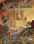 RPG Item: NPCyclopedia: Psionics