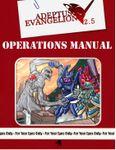 RPG Item: Adeptus Evangelion (Version 2.5) Operations Manual