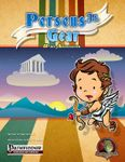 RPG Item: 8-Bit Adventure: Perseus Jr. Gear