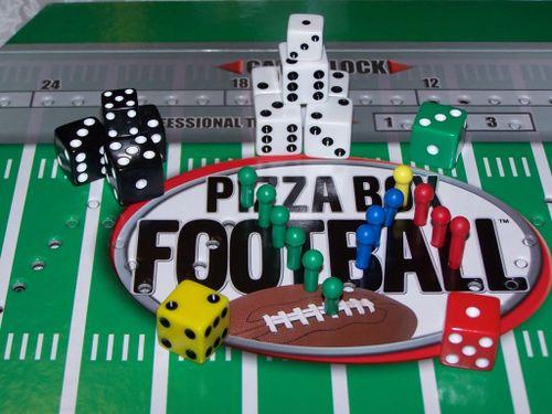 Board Game: Pizza Box Football