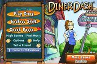 Video Game: Diner Dash