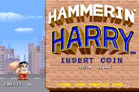 Video Game: Hammerin' Harry