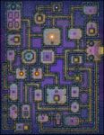 RPG Item: VTT Map Set 187: Dawnflower: Search for the Sun Shards