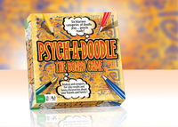Board Game: Psych-a-Doodle: The Board Game