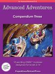 RPG Item: Advanced Adventures Compendium Three