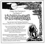 RPG: Shaharasai