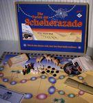 Board Game: Die Perlen der Scheherazade