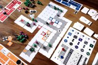 Board Game: Real Time Tower Defense