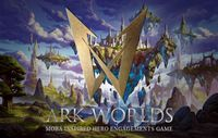 Board Game: Ark Worlds: MOBA Inspired Hero Engagements Game