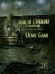RPG Item: Trail of Cthulhu Demo Game