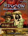 Issue: RPGNow Downloader Monthly (Issue 4 - Mar 2003)