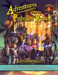 RPG Item: Adventures from the Potbellied Kobold