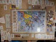Board Game: Concordia Venus