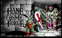 Video Game: Wizardry VI: Bane of the Cosmic Forge