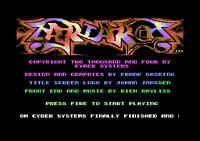 Video Game: Zariaros