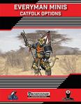 RPG Item: Everyman Minis: Catfolk Options