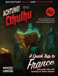 RPG Item: Achtung! Cthulhu Quickstart Rules and Adventure!