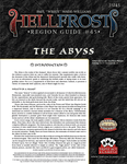 RPG Item: Hellfrost Region Guide #45: The Abyss