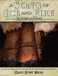 RPG Item: A Song of Ice and Fire Roleplaying Quickstart