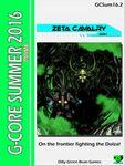 RPG Item: G-Core Summer One-Shot 2016: Zeta Cavalry Season 2