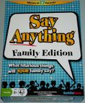 Board Game: Say Anything Family Edition