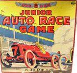 Board Game: Junior Auto Race Game