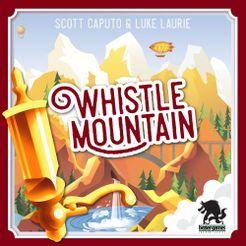 Whistle Mountain Cover Artwork
