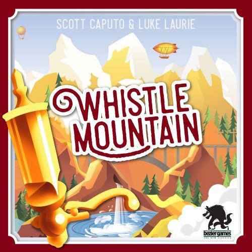 Board Game: Whistle Mountain
